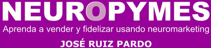 Neuropymes, José Ruiz Pardo. Neuromarketing.